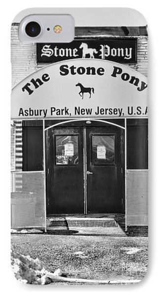 The Stone Pony IPhone Case by Paul Ward