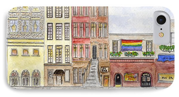The Stonewall Inn IPhone Case by AFineLyne