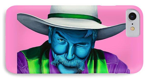 The Stranger- Color Edit- IPhone Case