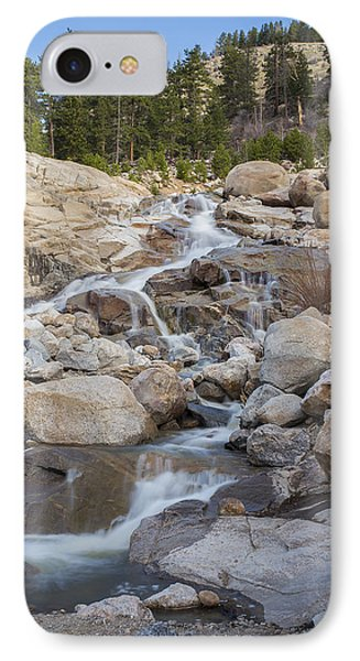 The Stream IPhone Case by Amber Kresge