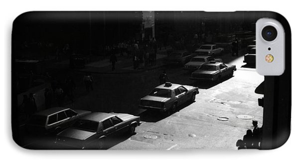 IPhone Case featuring the photograph The Street by Steven Macanka