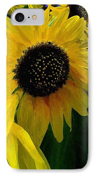 The Sun King IPhone Case