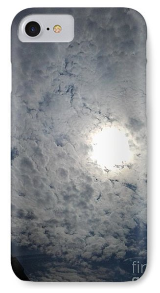 The Sun IPhone Case by Susan Townsend