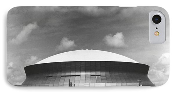 The Superdome IPhone Case by Underwood Archives