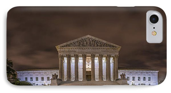 The Supreme Court In Color IPhone Case by David Morefield
