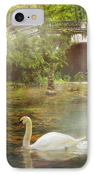 The Swan Lake IPhone Case by Pati Photography
