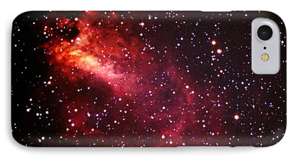 The Swan Nebula IPhone Case by John Chumack