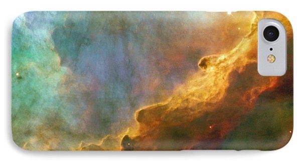 The Swan Nebula IPhone Case by Rod Jones
