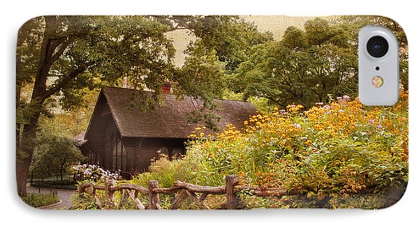 The Swedish Cottage IPhone Case by Jessica Jenney