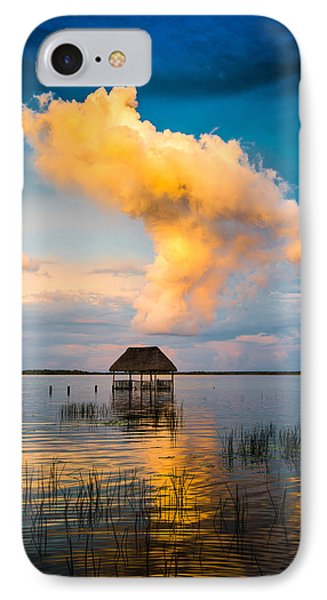 The T Cloud IPhone Case