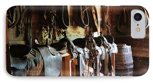 The Tack Room IPhone Case