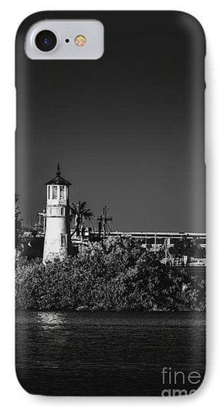 The Tampa Lighthouse IPhone Case