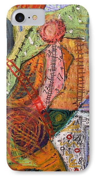 The Tapestry IPhone Case by Clarity Artists