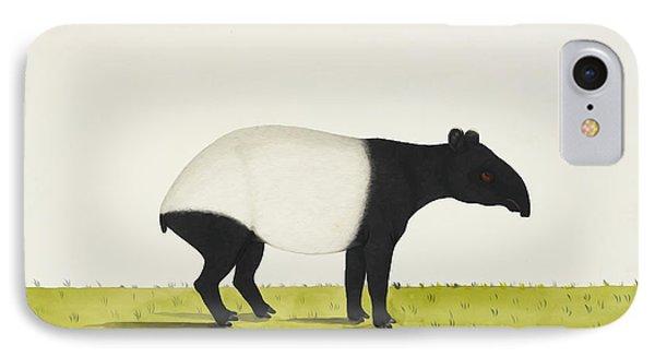 The Tapir IPhone Case