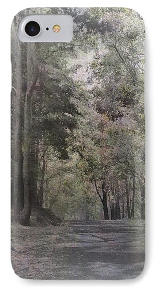 IPhone Case featuring the photograph The Terrace by Elaine Teague