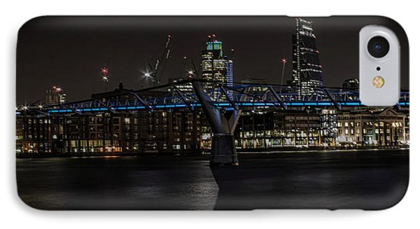 The Thames London IPhone Case by Martin Newman