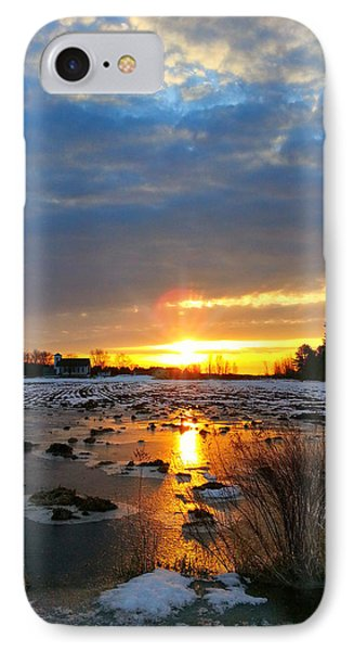 The Thaw IPhone Case by Brook Burling