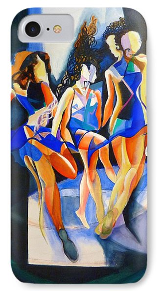 The Three Graces Phone Case by Georg Douglas