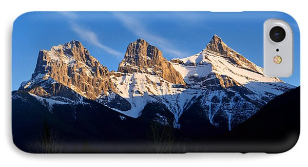 The Three Sisters IPhone Case by Terry Elniski