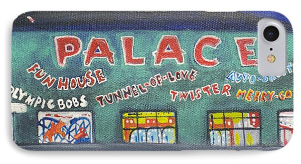 The Tiny Tiny Palace Phone Case by Patricia Arroyo