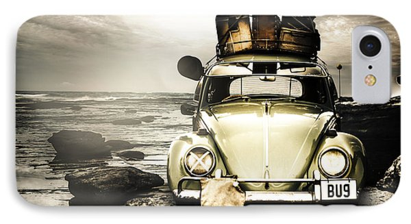 The Travel Bug IPhone Case by Jorgo Photography - Wall Art Gallery