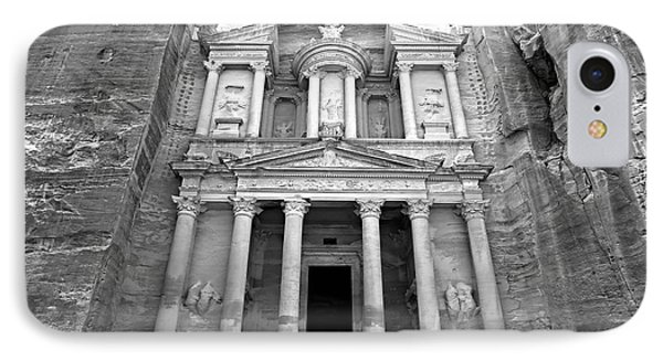 The Treasury At Petra IPhone Case
