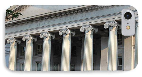 The Treasury Department IPhone Case