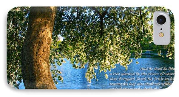 The Tree God Spoke Of... IPhone Case