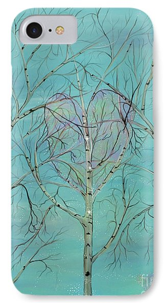 The Trees Speak To Me In Whispers IPhone Case