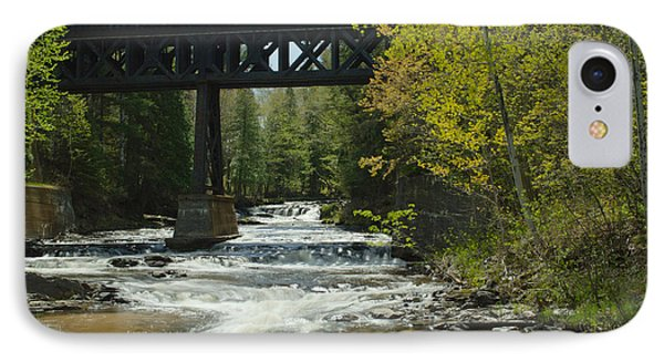 The Trestle IPhone Case by Jill Laudenslager