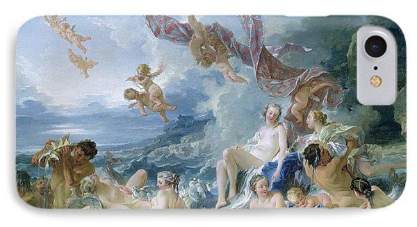 The Triumph Of Venus IPhone Case