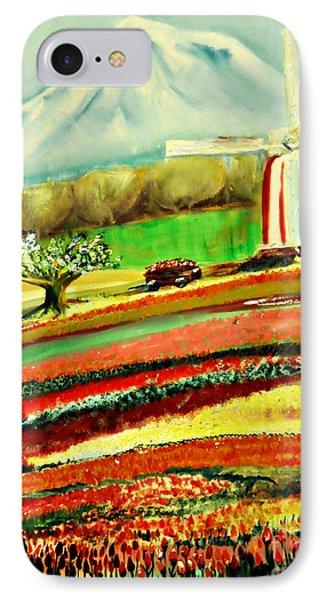 The Tulip Farm IPhone Case