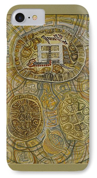 The Turtle Snake IPhone Case
