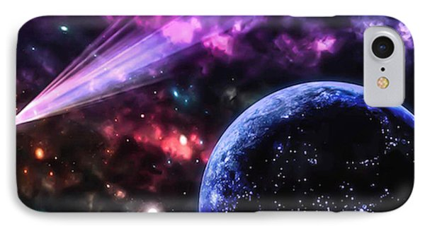 The Undiscovered Planet  IPhone Case