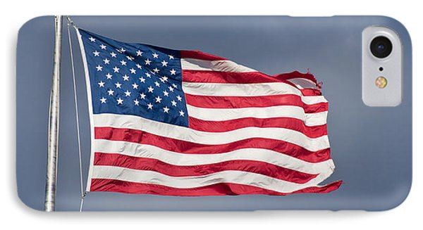 The United States Of America IPhone Case by Benjamin Reed