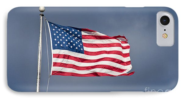 The United States Of America Phone Case by Benjamin Reed