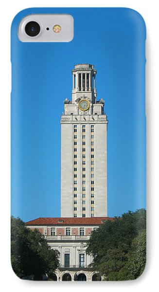 The University Of Texas Tower IPhone Case