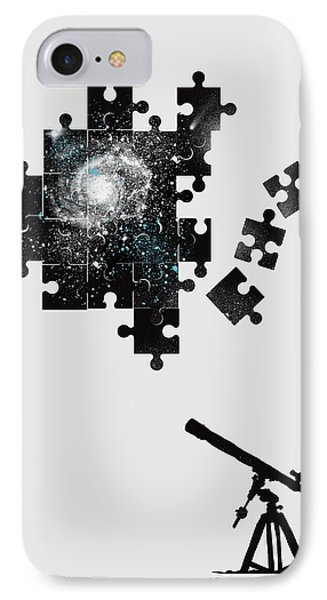 The Unsolved Mystery IPhone Case by Neelanjana  Bandyopadhyay