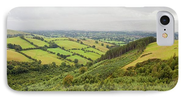 The Vale Of Clwyd IPhone Case