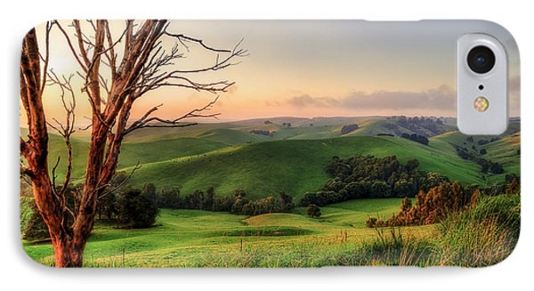 The Valley IPhone Case by Ray Warren