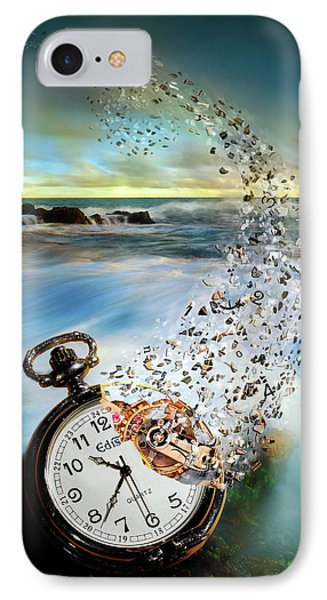 The Vanishing Time IPhone Case