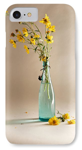 The Vase IPhone Case by Mary Lee Dereske