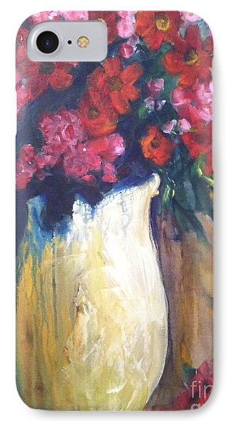 The Vase Phone Case by Sherry Harradence