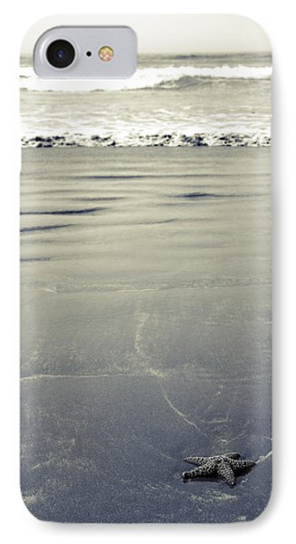 The Vastness Of The Sea Phone Case by Lisa Knechtel