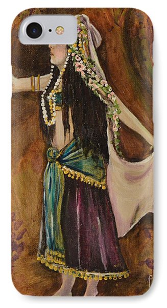 The Veil Phone Case by Valarie Pacheco