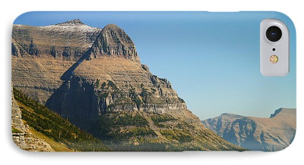 The Very First Snow In Montana In September Phone Case by Jeff Swan
