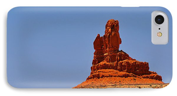 The Vibe Of Valley Of The Gods Utah Phone Case by Christine Till