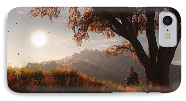 The View From Here Phone Case by Melissa Krauss