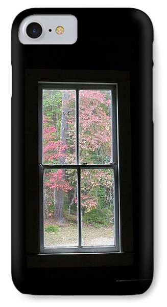 The View From Inside IPhone Case by Kathy Long