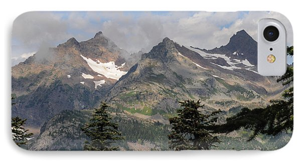 the View IPhone Case by Rod Wiens